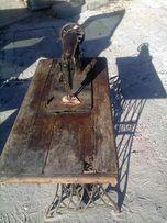 Швейная машина KAYSER,начала 19-гo века.Без станины.
