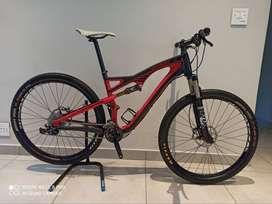 Specialized Camber Pro Carbon 29er MTB