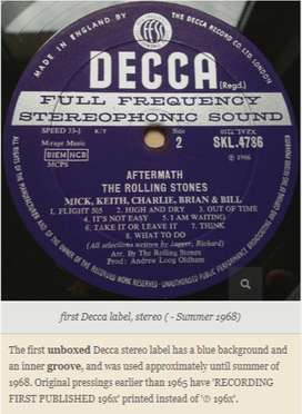 Original Decca - A Journey into Stereo Sound