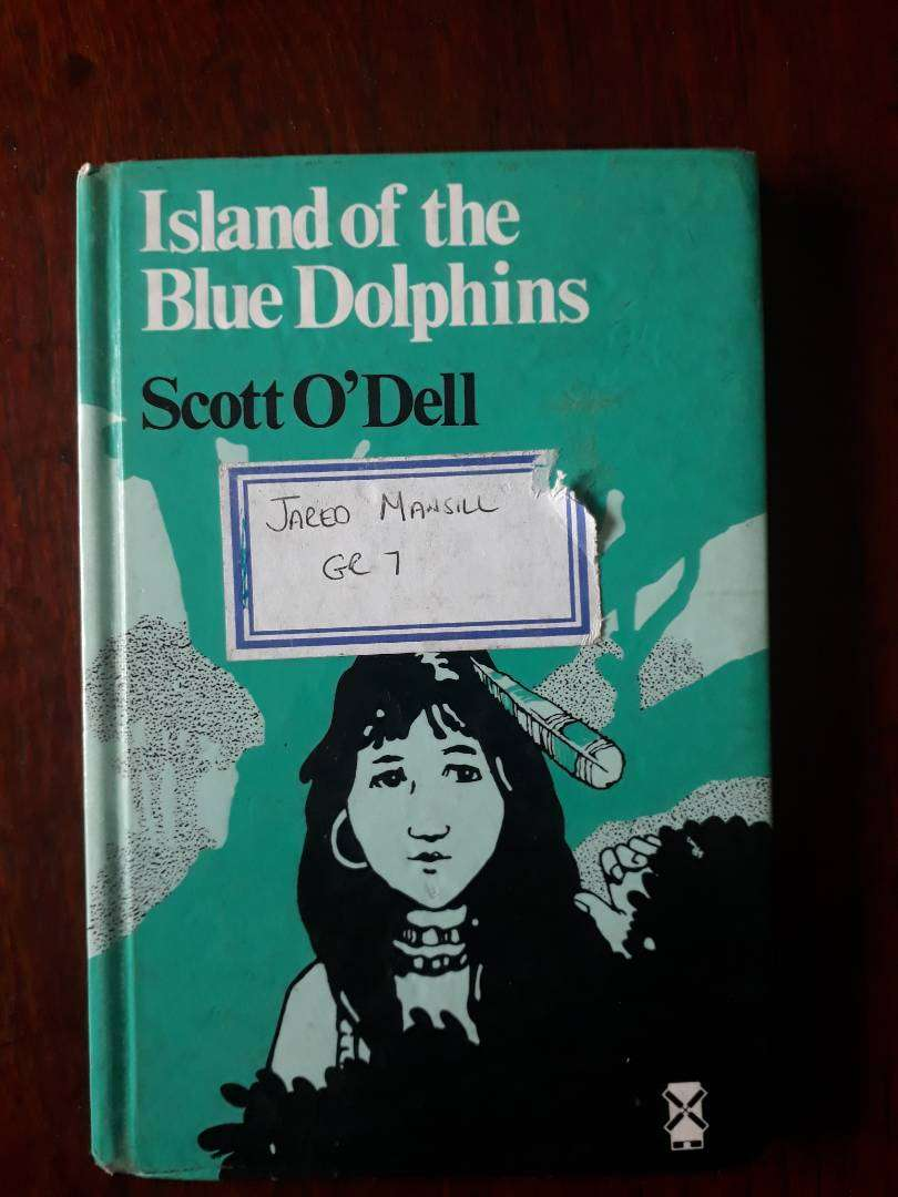 Island of the Blue Dolphins | Scott O'Dell 0