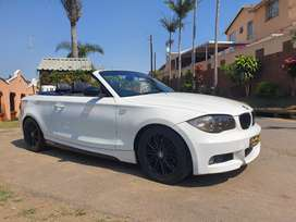2010 BMW 1 SERIES 120i AUTO CONVERTIBLE - EXCELLENT CONDITION