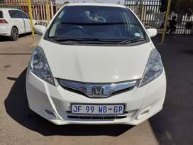 2012 Honda Jazz 1.3 automatic