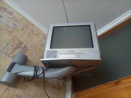 телевизор SONY KV - 14 CT 1K с кронштейном