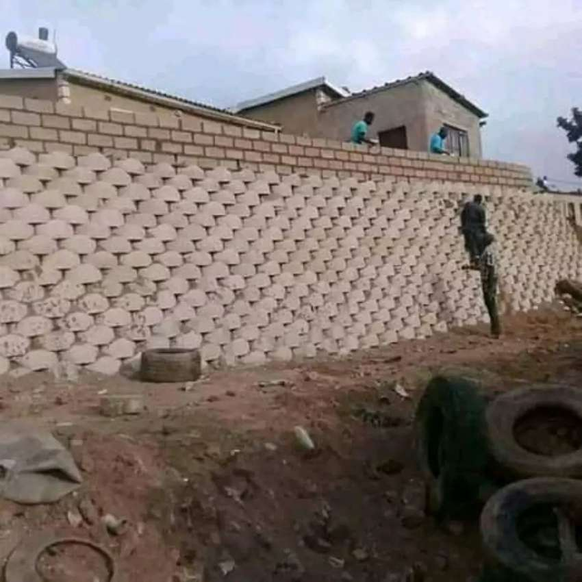 Milly moyo driveway construction