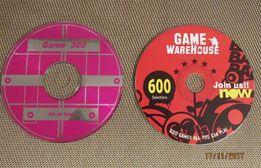 Оригинальные диски с играми для DVD плеера - 8 битные