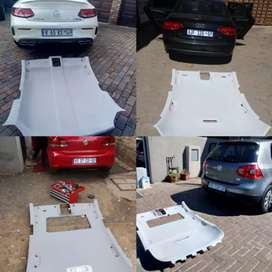 Car roof lining reaper and car seats covers