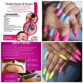 Mobile nails and Beauty