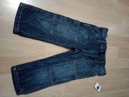 Spodnie NOWE 18/24m-ce
