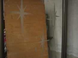 дверь-зеркало для шкафа-купе 75х230 см.