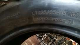 Size 18 tyres for sale set of 4