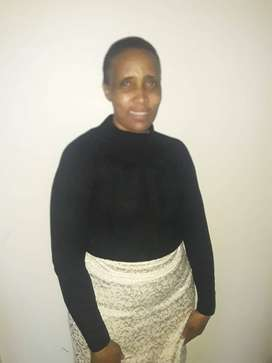 Mature and hard working maid,nanny from Lesotho seeking stay in/out