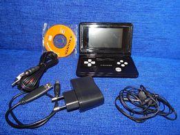 "Manta MM264 Player, AVI, Game, 4GB, MP3, 5Mpix, 3.6"""