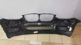 BMW X3  COMPLETE FRONT BUMPER WITH FOG LIGHT AVAILABLE