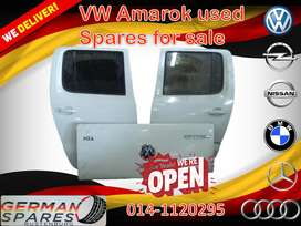 VW Amarok used spare parts for sale