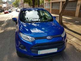 Ford Ecosport 1.6ltrs