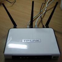 Продам Wi-Fi роутер TP-Link TL-WR1043ND 300 Мбит/с (1Gbit/s+USB+3/4G)
