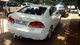 Honda Civic 1.8 LXi i-vTech Sedan Automatic For Sale