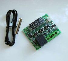 Терморегулятор термостат W1209