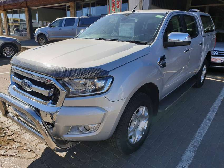 ~2016 Ford Ranger 3.2TDCI XLT Automatic Doublecab-Only R319900 0