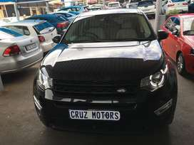 Land rover discovery hsr auto