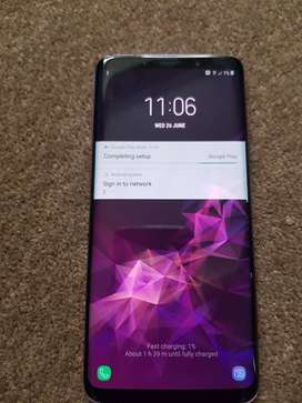 Samung S9 64GB for sale