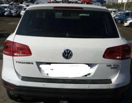 Striping vw touareg for parts