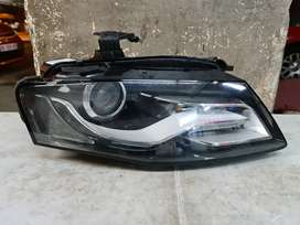 Audi A4 complete headlight for sale