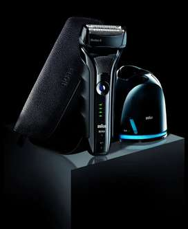 New Braun Series 5 shaver Hugo Boss limited editionn