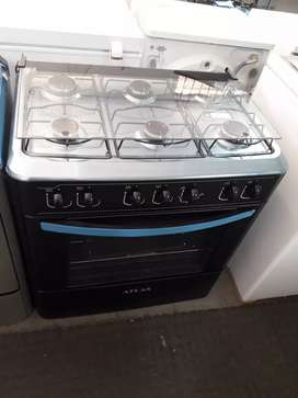 Brand new Atlas 6 plate Gas stove