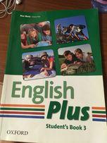 English Plus Student's Book 3