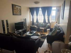 A room available immediately at a two bedroom apartment at complex
