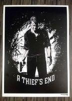 невеликий плакат Uncharted 4: A Thief's End, новий