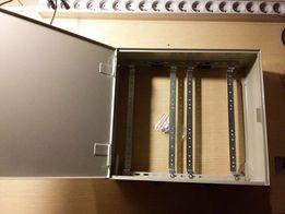 SWn 2x50 Skrzynki natynkowe bez tylnej ścianki
