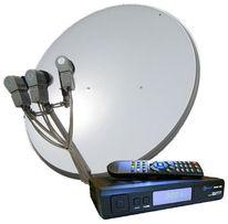 Cпутниковое ТВ, цифровое T2 , Смарт-ТВ, IPTV