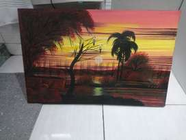 Canvas painting for sale
