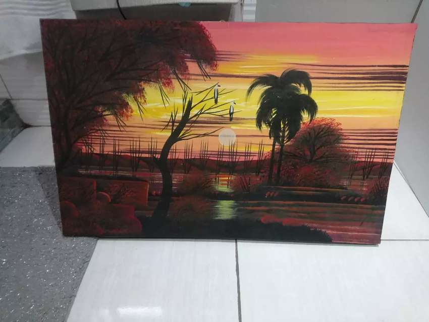 Canvas painting for sale 0