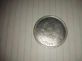 Old coin 1652 to1952 5s
