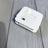 Наушники гарнитура Apple EarPods новые с переходником !!!
