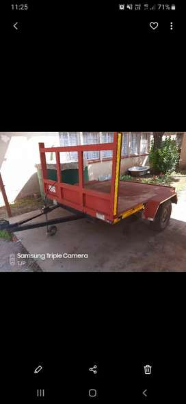 trailer for sale lewis base use lenght 230 ×190