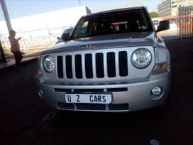 2011 Jeep Patriot 2,4 Limited