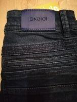Spodnie dżinsy skinny Okaidi