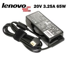 Блок питания для ноутбука LENOVO 20v 3.25a Зарядное устройство lenovo