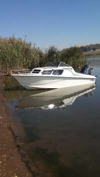 16ft Calibre with 85hp Yamaha for sale  South Africa