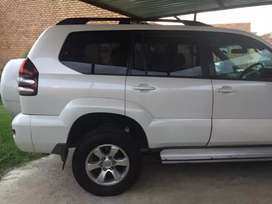 Toyota prando SUV available for sale now in perfect condition
