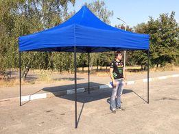 раздвижной шатёр гармошка шатёр трансформер торговая палатка Одесса