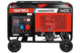 SDG18000 DIGITAL 3F / 3фаз 18кВA Дизельний генератор KRAFTWELE GERMANY