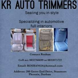 K R AUTO TRIMMERS