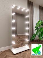 зеркала для визажиста. зеркала с лампочками зеркала с подсветкой