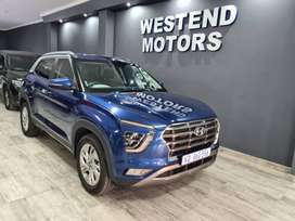 2021 Hyundai Creta 1.6 Executive Auto