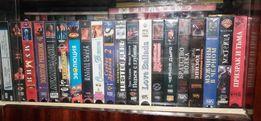Видеокассеты с фильмами (лиц.)